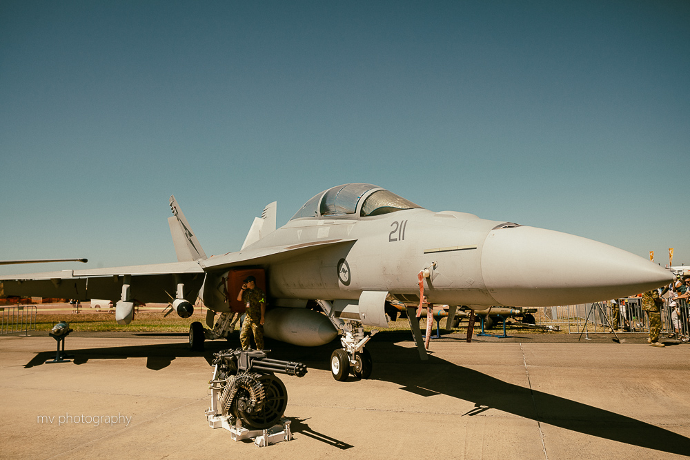 FA-18 Hornet Avalon AIrshow