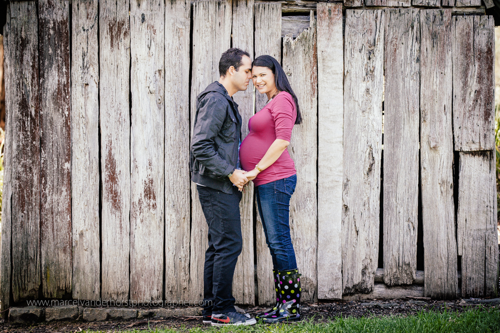 Laura & David Maternity Shoot Melbourne