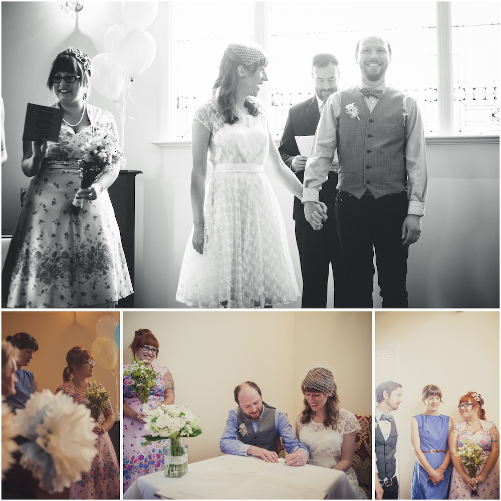 Vintage Melbourne Wedding Photographer